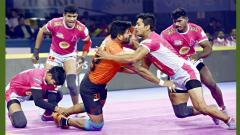 Jaipur Pink Panthers ease past U Mumba to kickstart campaign