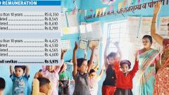 Finally, anganwadi staff to get increased wages