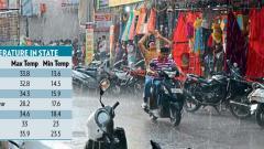 IMD forecasts rainfall in Konkan, Central Maha