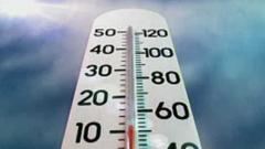 Red alert issued for heat wave in central India