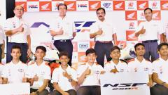 Sarthak picked for Honda Talent Cup
