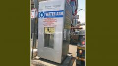 Water ATMs dysfunctional in Pune Cantt