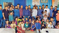 Bihar Foundation celebrates Makar Sankranti