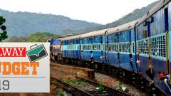 Clean, safe and timely railway journey is priority
