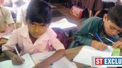 DEGC project ensures schooling of migrant kids