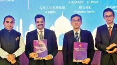 Indian, Chinese businesses sign 5 MoUs