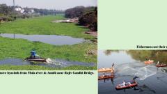 Mula-Mutha awaiting transformation from nala to river