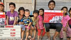 NGOs identify 30 hotspots of street kids