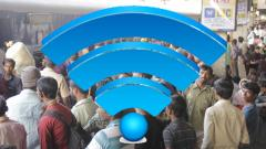 Pune Railway Division starts Wi-Fi at 39 stations