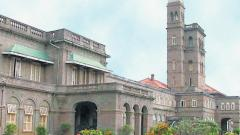 SPPU students find worm in refectory food