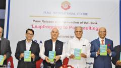 Scientist, economist present new dimension for nation building