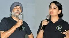 Father-daughter duo spread organ donation awareness