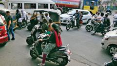 Wanawadi residents hit by traffic jams