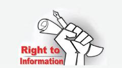 City activists oppose Central Govt's RTI Act amendment