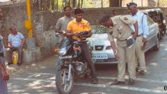Soon, follow traffic rules and win a gift voucher