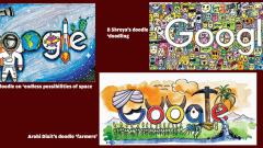 3 city students shine in 'Doodle for Google'