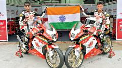 Honda's Indian team heads to China