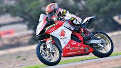 Honda's solo Indian team jumps to Top 5 position in Australia