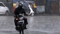 Reduced rainfall till July 8