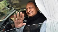 Cong chooses Gehlot as Rajasthan CM, Pilot to be his deputy