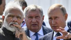 India, Russia against 'outside influence' in internal matters of any nation: PM Modi