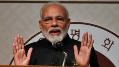 Time for global community to 'unite and act' to completely eradicate terror networks: PM Modi
