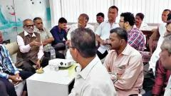 Workshops on stress management for auto