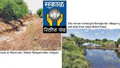 Sakal seeks donations for development work