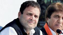 Rahul considered Amethi his family, loss has pained him: Babbar