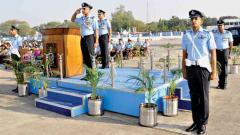 Air Cmde Rahul Bhasin new AOC of AFS Pune