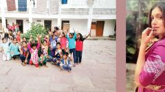 Bhumi constructs hostel for a girls' school in Chambal valley