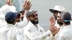 India in cruise control as Australia reduced to