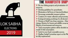 IGP seeks ecological wisdom from Lok Sabha candidates