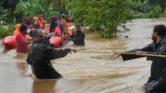 Rain toll in Kerala climbs to 22; State seeks Army, IAF help