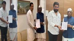 Maharashtra: 4 legislators resign; talk of their joining BJP