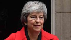 Theresa May hopes to be third time lucky with Brexit vote