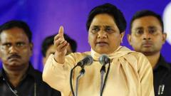 UP oppn alliance's first rally, Mayawati says BJP will lose due to policy 'inspired by hatred'