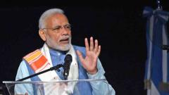 BJP says Modi demolished oppn's motivated agenda