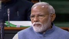 India's rise due to majority government, not Modi