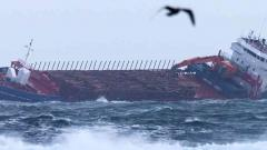 Norway airlifts passengers off cruise ship caught in storm