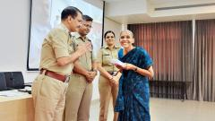 73 persons get back stolen valuables worth `1.18 crore