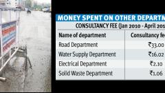 PMC spent Rs 33 cr on consultancy in 10 yrs