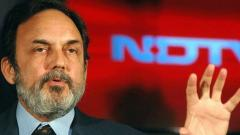 CBI books Prannoy Roy, his wife for criminal misconduct