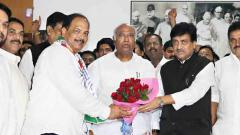 Pravin Gaikwad, Maratha leader, joins Congress
