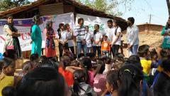 Youngsters set out to make a difference