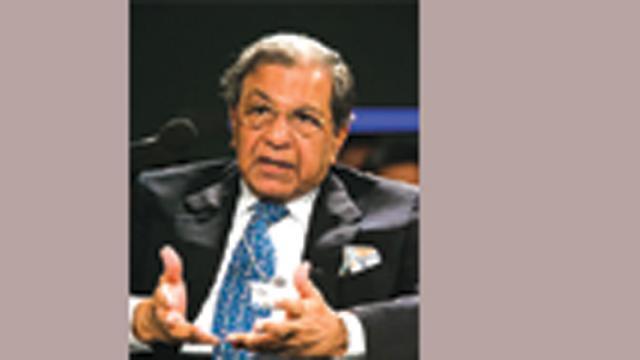 वित्त आयोगाचे अध्यक्ष  एन. के. सिंह